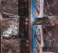 Резинка для плетения с крючком(200 шт.)