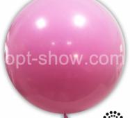 """Шар гігант рожевий 21"""" (52,5 см) Арт Шоу"""