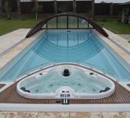 Композитний басейн Yacht pool 115