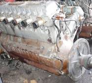 Двигатель А650, с хранения, конверсия