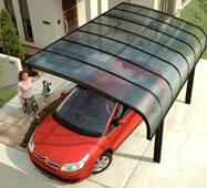 Навес для автомобіля CAR  Cover  тип А