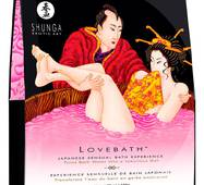 Густий гель для ванни Shunga LOVEBATH - Dragon Fruit (650 гр)