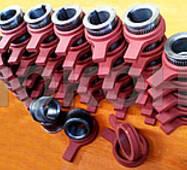 Комплект регуляторов ролика. Разводки роликов ОГМ.