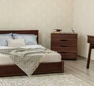 Спальний комплект Ассоль з дерева