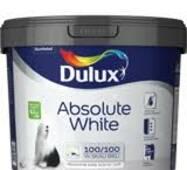"Dulux ""ABSOLUTE WHITE"" водоэмульсионная краска для стен и потолков 1,0л."