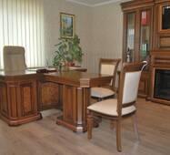 Стол руководителя в кабинет Колизей