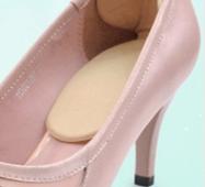 Протектор вкладиш у взуття c подпяточником самоклеющийся пари