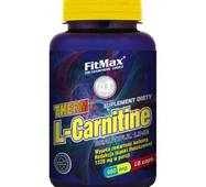 Жиросжигатель Therm L-Carnitin (600mg+60mg caffeine) FitMax 60 капс