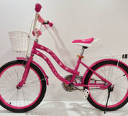 "Велосипед 20""- Remmy LUCY розовый (глянец)"
