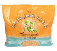 Соль для ванн Чайное дерево Ароматика 0,5 кг