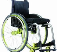 """Активна інвалідна коляска """"CHAMPION"""", Kuschall (Швейцарія)"""