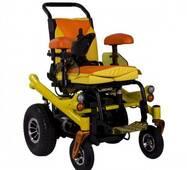 Дитячий інвалідний візок з електроприводом OSD Rocket Kids