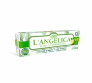 Зубна паста Лайм і м'ята LANGELICA 75 мл