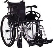 Інвалідна коляска універсальна OSD Millenium ІІІ (STC - хром)   насос