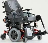 """Інвалідна коляска з електроприводом """"TDX SP"""", Invacare (Німеччина)"""