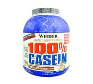 Казеїновий протеїн 100% Casein Порошок 1,8 кг WEIDER