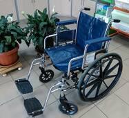 Инвалидная коляска б/у, ширина сидения 41 см