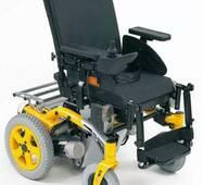 """Інвалідна коляска з електроприводом Dragon """"START-Seat"""", Invacare (Німеччина)"""