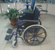 Інвалідна коляска Delight 708 би/у, ширина сидіння 48 см