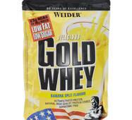 Протеїн Gold Whey Порошок 500 г WEIDER