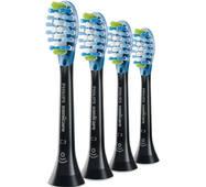 Сменная насадка стандартная для зубной щетки Sonicare C3 Premium Plaque Defence 4шт Philips
