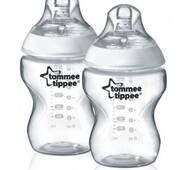 Пляшечка для годування Tommee Tippee 260 мл (2 шт)