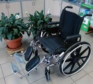 Інвалідна коляска б/у, ширина сидіння 45 см