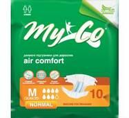 Подгузники MyCo Normal М (76-114 см) 10 шт
