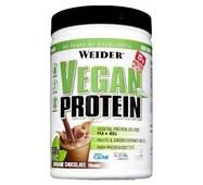 Протеїн Vegan Protein 540 г Порошок Шоколад WEIDER