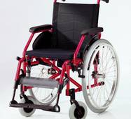 """Инвалидная коляска Meyra. Модель 1.850 """"EUROCHAIR"""" (Германия)"""