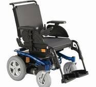 """Інвалідна коляска з електроприводом """"Bora"""", Invacare (Німеччина)"""