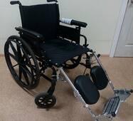 Інвалідна коляска б/У 43, 45 см Invacare (Німеччина)