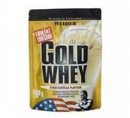 Протеїн Gold Whey Порошок Полуниця 500 г WEIDER
