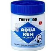 Порошок Thetford Aqua Kem Sachets (Thetford, Голландія)