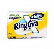 Засіб для виведення плям з жовчю для білих тканин (брусок) Ringuva 90 гр