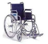 Інвалідна крісло-коляска для повних людей (Німеччина)