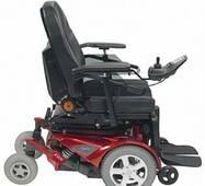 """Інвалідна коляска з електроприводом """"FDX"""", Invacare (Німеччина)"""