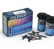 One Touch Ultra 50 шт, при заказе 5уп. Больше заказ - меньше цена !