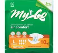 Подгузники MyCo Normal L (89-127 см) 10 шт