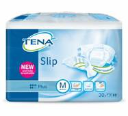 Подгузники TENA Slip Plus Medium (30 шт.)