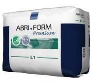 Подгузники для взрослых ABENA ABRI-FORM Premium L1 (10 шт.)