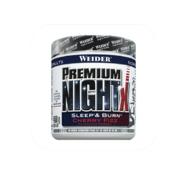 Предтреники і енергетики Premium NIGHT X Порошок 450 g (перед сном) WEIDER
