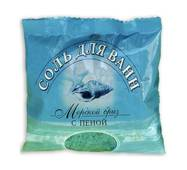 Соль для ванн Морской бриз Ароматика 0,5 кг