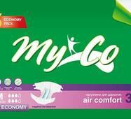 Подгузники MyCo Extra Economy M 30 шт
