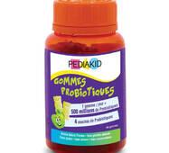 PEDIAKID ведмежуйки Пробіотики, 60 жувальних вітамінів (Педиакид)