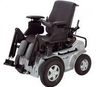 """Інвалідна коляска з електроприводом """"G50"""", Invacare (Німеччина)"""