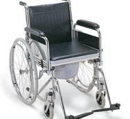 Інвалідна коляска з судном FS681
