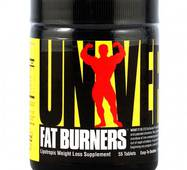 Жиросжигатель FAT BURNERS E/S Universal Nutrition 55 таб