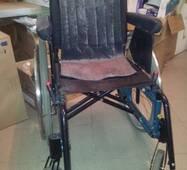 Инвалидная коляска Etac б/у, ширина 43 см (Германия)