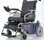 Інвалідна коляска з електроприводом LY - EB 103 (полегшена) Comfort (Тайвань)